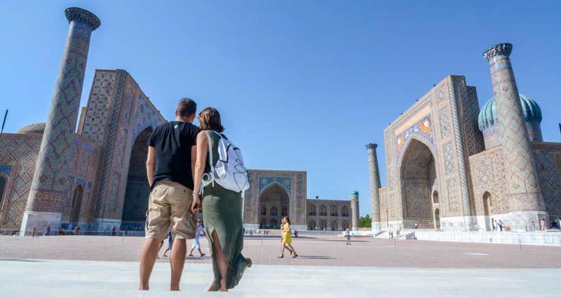 PROGRAMA VIAJEROS - UZBEKISTAN: Samarkanda y la Ruta de la Seda