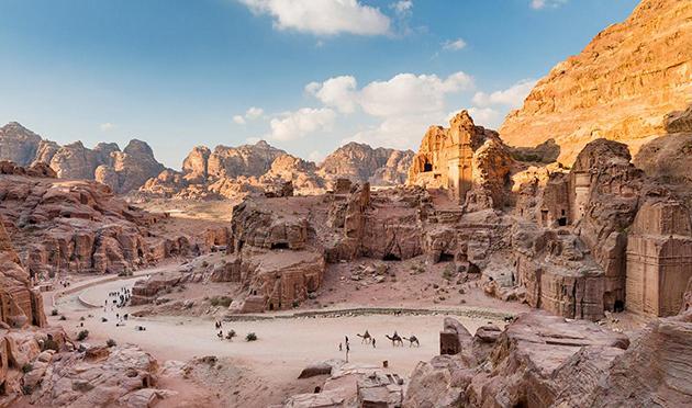 JORDANIA: LAWRENCE DE ARABIA (DEL 02 DE OCTUBRE AL 09 DE OCTUBRE 2020)