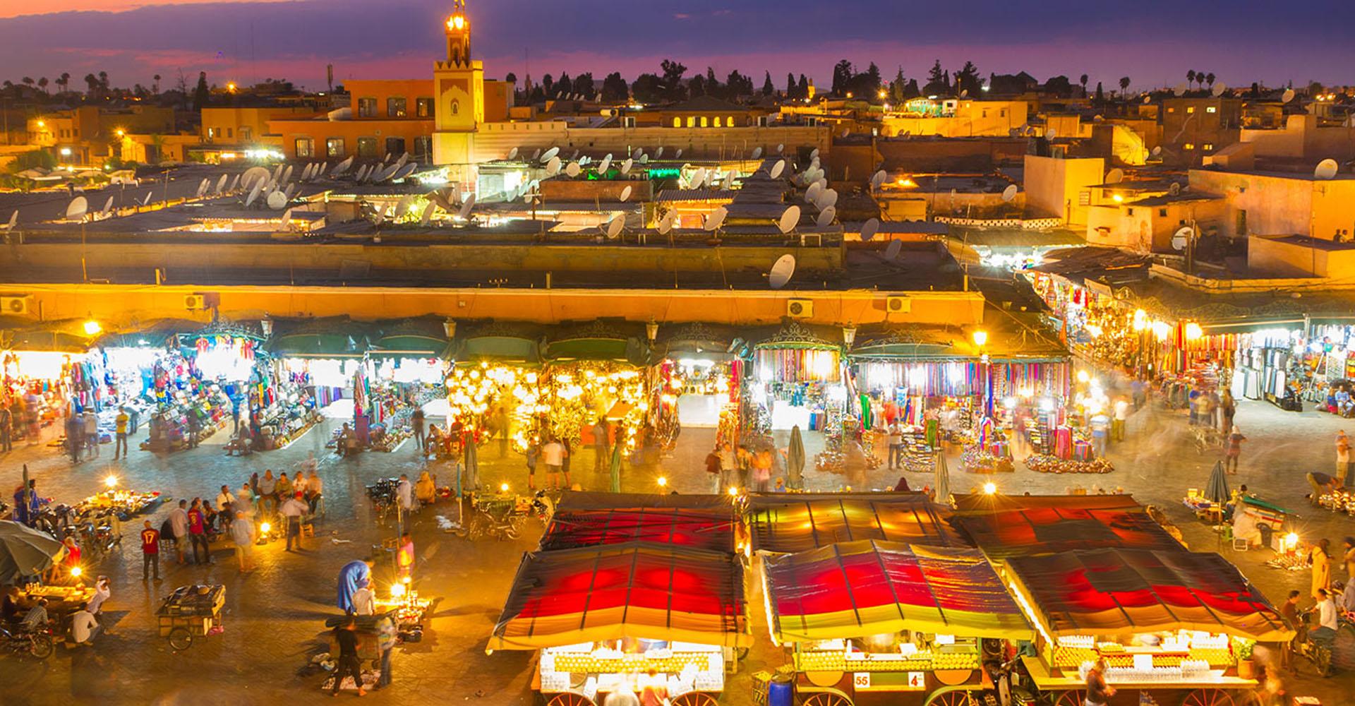 Programa Viajeros de Televigo. Marruecos