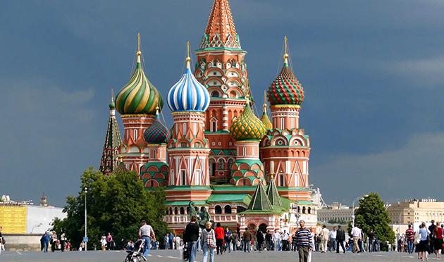 MOSCÚ Y SAN PETERSBURGO: RUSIA DE LOS ZARES (DEL 15 DE MAYO AL 22 DE MAYO 2020)