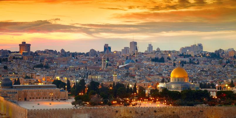 Programa Viajeros dedicado a Israel