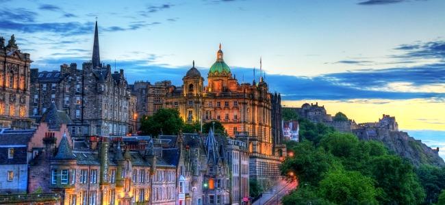 Programa Viajeros Localia Vigo dedicado a Escocia.