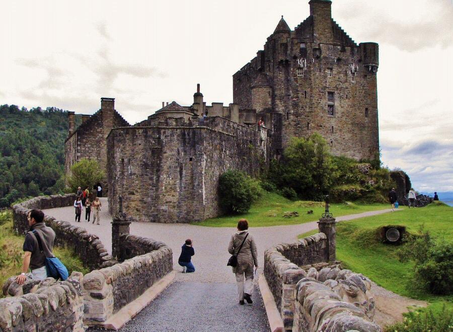 Programa Viajeros, Localia Vigo dedicado a Escocia