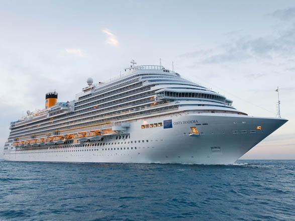 Programa Viajeros de Localia Vigo dedicado Crucero Costa Diadema