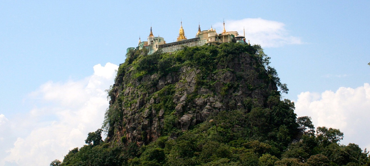 Myanmar: el gran sueño Birmano del 15 al 28 de Noviembre