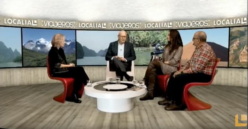 Programa Viajeros Localia Vigo. Entre Cerezos y Castillos