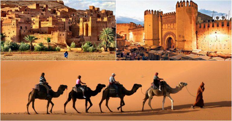 Programa Localia Viajeros dedicado a Marruecos.