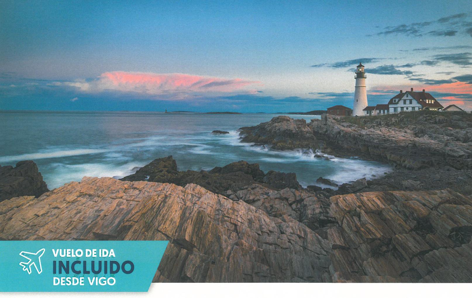 Oferta Especial, crucero con salida desde Vigo y viaje de vuelta a Vigo incluido. SALIDA 7 DE SEPTIEMBRE DE 2019