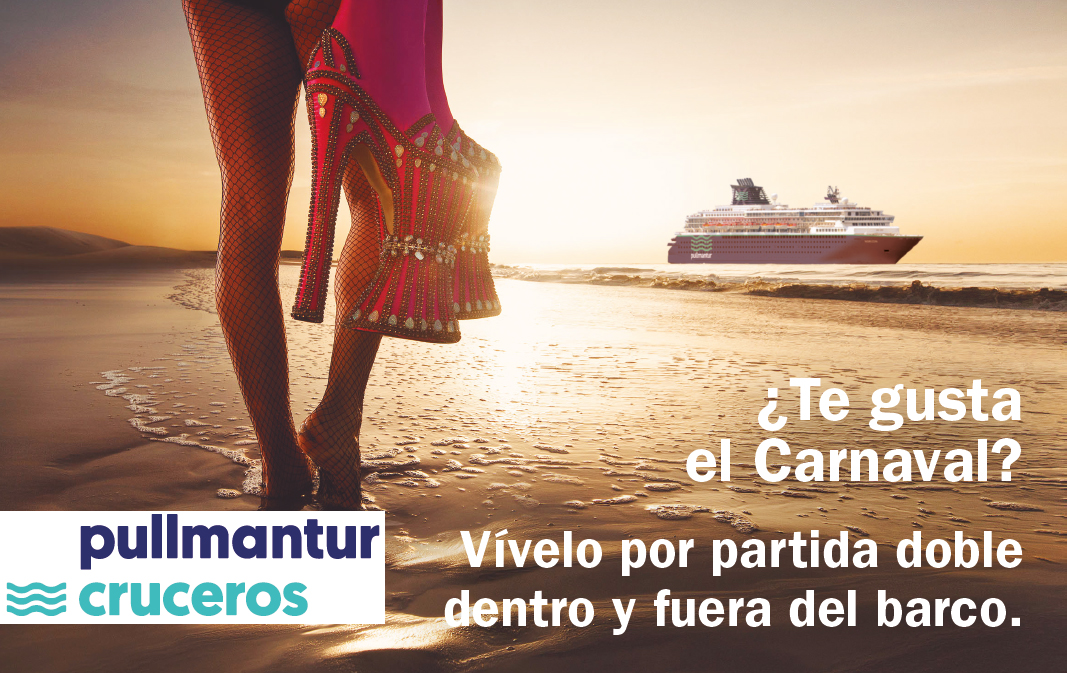 Quieres vivir el Carnaval de Canarias en un Crucero?