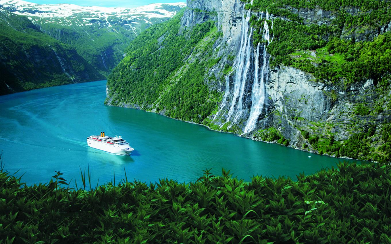 Crucero inolvidable por los Fiordos Noruegos saliendo desde Santiago! en Costa Favolosa 05/07/2019
