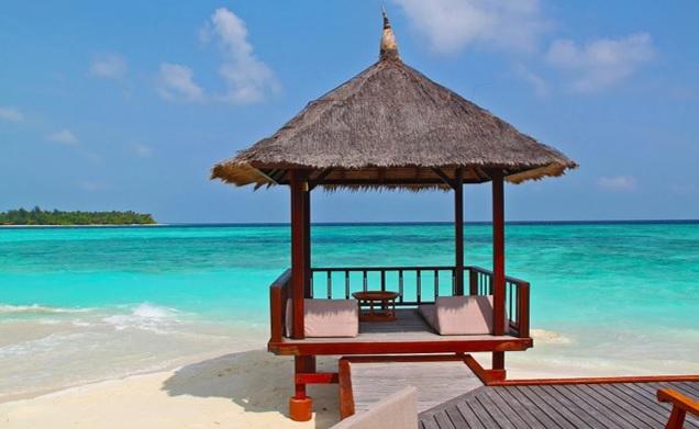 MALDIVAS, DESDE MADRID
