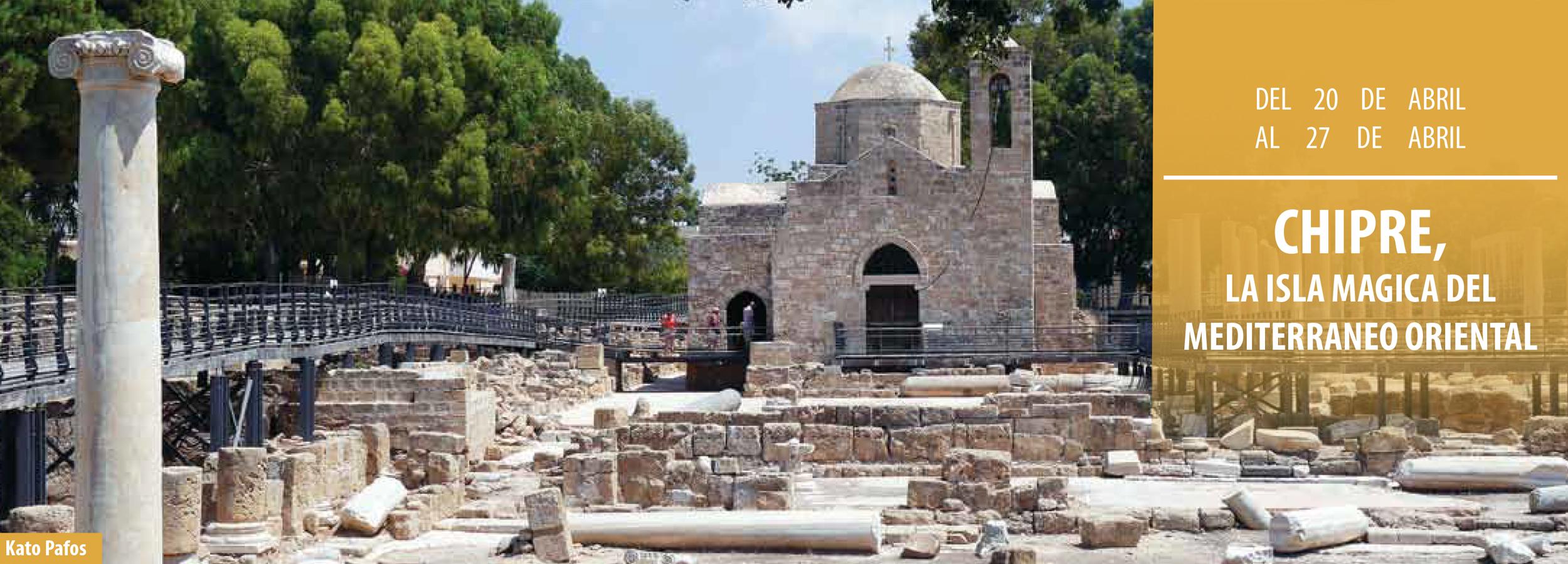 Viaje Chipre